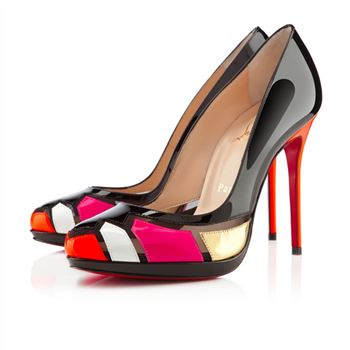 Christian Louboutin Astrogirl 120mm Pumps Black